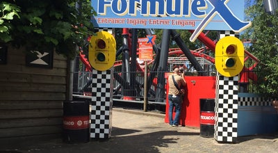 Photo of Theme Park Familiepark Drievliet - Formule X at Jan Thijssenweg 16, Den Haag 2495 AH, Netherlands