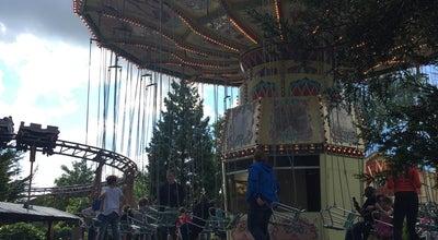 Photo of Theme Park Familiepark Drievliet - Zweefmolen at Jan Thijssenweg 16, Den Haag 2495 AH, Netherlands