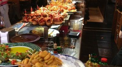 Photo of Tapas Restaurant Amaika at Independencia, 11, Vitoria-Gasteiz 01005, Spain