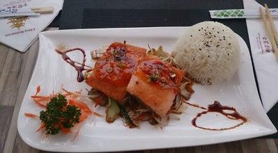 Photo of Chinese Restaurant Goldene Pagode at Adalbert-stifter-platz 2, Linz 4020, Austria