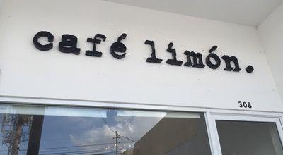 Photo of Cafe Café Limón at Junco De La Vega 308, Monterrey 64840, Mexico