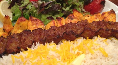 Photo of Middle Eastern Restaurant Persian Palace at 143-145 Uxbridge Rd, London W13 9AU, United Kingdom