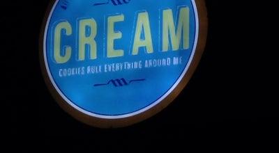 Photo of Ice Cream Shop CREAM of Livermore at 2375 Railroad Ave #101, Livermore, CA 94550, United States