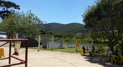Photo of Lake Pesqueiro Bortolan at Bortolan Perto Da Danone, Poços de Caldas 37701-455, Brazil