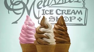Photo of Ice Cream Shop Sweet Melissa's Ice Cream Shop at 200 W Seneca St., Ithaca, NY 14850, United States