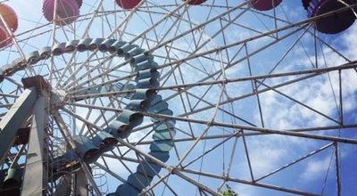 Photo of Theme Park Парк аттракционов at Парк Победы, Набережные Челны, Russia