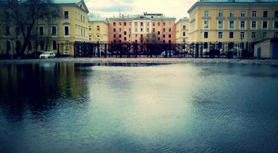 Photo of Lake Круглый пруд at Мкр. Форель, Санкт-Петербург, Russia