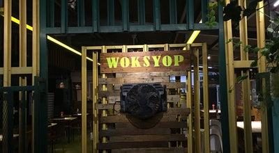 Photo of Steakhouse Woksyop at Jalan Haji Bolhassan, Satok, Kuching 93400, Malaysia