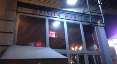 Photo of French Restaurant Maison Harlem at 341 St. Nicholas Ave, New York, NY 10027, United States