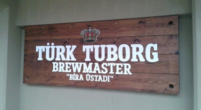 Photo of Brewery Tuborg Bira Fabrikası at Kemalpaşa Cd No:52 Işıkkent, Izmir 35070, Turkey