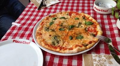 Photo of Italian Restaurant pizza chef at Turkey