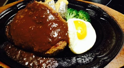 Photo of Steakhouse 肉の万世 新座店 at 野火止7-1-1, 新座市 352-0011, Japan
