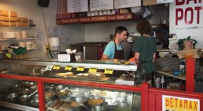 Photo of Vegetarian / Vegan Restaurant Baked Potato Shop at 56 Cockburn St, Edinburgh EH1 1PB, United Kingdom