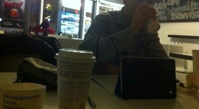 Photo of Coffee Shop Presse Café at 40 Boul. Des Laurentides, Laval, QC H7G 2S6, Canada
