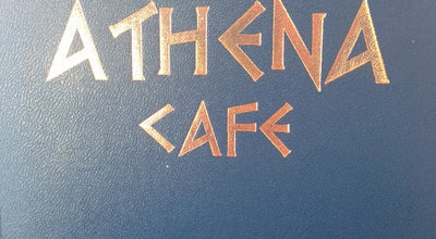 Photo of Greek Restaurant Athena Cafe at Bay Street, Bahamas