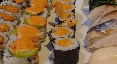 Photo of Sushi Restaurant Sushi Ai at 4 N Central Ave, Clayton, MO 63105, United States