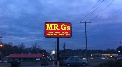 Photo of Italian Restaurant Mr. G's Restaurant at 908 Mcfarland Blvd, Northport, AL 35476, United States