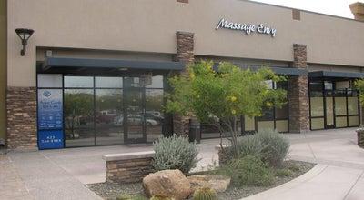 Photo of Spa Massage Envy - Lake Pleasant at 10006 W Happy Valley Parkway #1240, Peoria, AZ 85383, United States