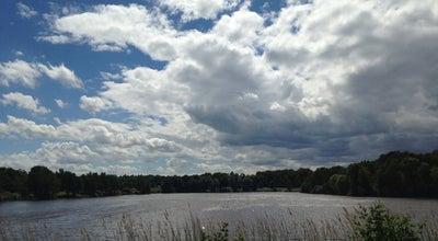 Photo of Lake Großer Schillerteich at Schleusenpfad, Wolfsburg, Germany
