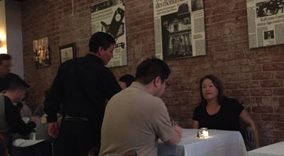 Photo of Italian Restaurant Delizie at 1107 San Carlos Ave, San Carlos, CA 94070, United States