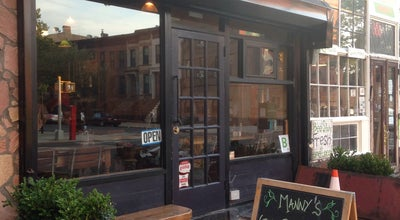 Photo of Cafe Manny's at 212 Patchen Ave, Brooklyn, NY 11233, United States