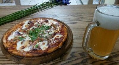 Photo of Pizza Place Paprikolli at Ул.пушкинская, 40, Харьков, Ukraine