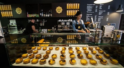 Photo of Bakery Nata Lisboa at R. De Santa Catarina, 499, Porto 4000-452, Portugal