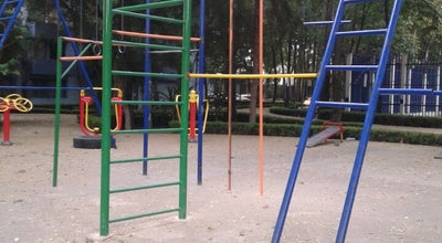 Photo of Playground Barras oriente 178 at Oriente 178, México 09450, Mexico