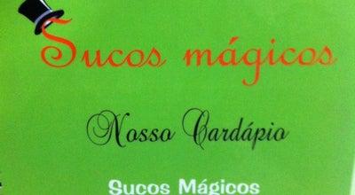 Photo of Diner Sucos Mágicos at Rua Vergueiro, 439, São Paulo, Brazil
