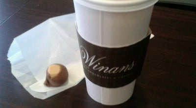 Photo of Coffee Shop Winan's - Chocolates, Coffee, Wine Bar at 3510 Pentagon Blvd, Beavercreek, OH 45431, United States