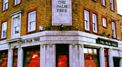 Photo of Pub The Palm Tree at 127 Grove Rd, London E3 5BH, United Kingdom