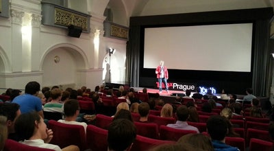 Photo of Indie Movie Theater Kino Ponrepo at Bartolomějská 11, Praha 110 00, Czech Republic