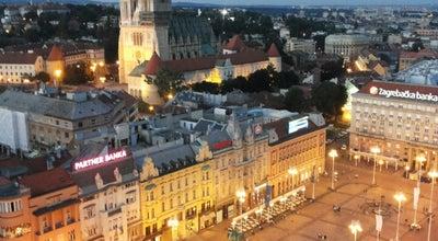 Photo of Scenic Lookout Zagreb Eye vidikovac at Ilica 1a, Zagreb 10000, Croatia