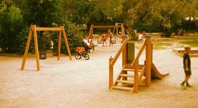 Photo of Playground Παιδική Χαρά Μάνθου Μεταλληνού at Αλέξανδρου Παπαναστασίου, Ψυχικό 154 52, Greece