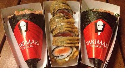 Photo of Sushi Restaurant Yakimaki Temakeria at Av. 136, 179, Goiânia, Brazil