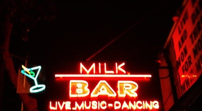Photo of Nightclub Milk Bar at 1840 Haight St, San Francisco, CA 94117, United States