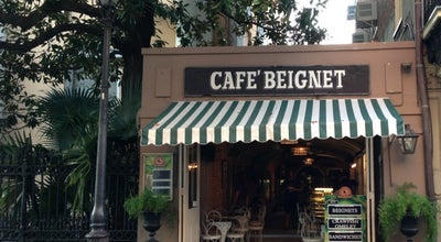 Photo of Cafe Cafe Beignet at 334 Royal St, New Orleans, LA 70130, United States