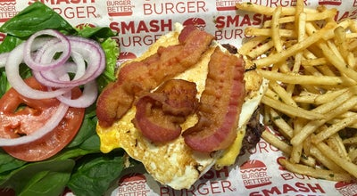 Photo of Burger Joint Smash Burger at 13855 City Center Dr, Chino Hills, Ca 91709, United States