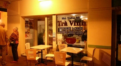 Photo of Vietnamese Restaurant Tra Vinh Vietnamese at 297 William St., Northbridge, WA 6003, Australia