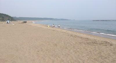 Photo of Beach 八戸市白浜海水浴場 at 鮫町字堀込32, 八戸市, Japan
