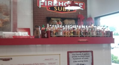 Photo of Sandwich Place Firehouse Subs at 1649 Clarkson Rd, Wildwood, MO 63017, United States