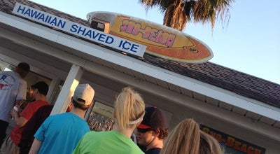Photo of Dessert Shop Sno Beach at 600a S. Friendswood Dr., Friendswood, TX 77546, United States