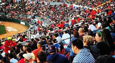Photo of Baseball Stadium Estadio Gasmart at Calle Misión De Santo Tomas S/n Col.capistrano, Tijuana 22223, Mexico