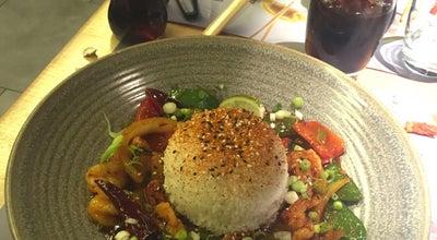 Photo of Asian Restaurant Wagamama at Manchester, United Kingdom