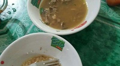Photo of Soup Place Sop Ayam Pak Min Klaten at Ruko Dinoyo, Malang, Indonesia