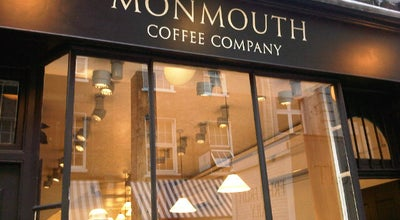 Photo of Coffee Shop Monmouth Coffee Company at 27 Monmouth St, Holborn and Covent Garden WC2H 9EU, United Kingdom
