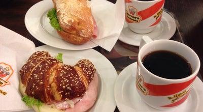 Photo of Bakery Werner's Backstube at Grosse Bleiche 10, Mayence 55116, Germany