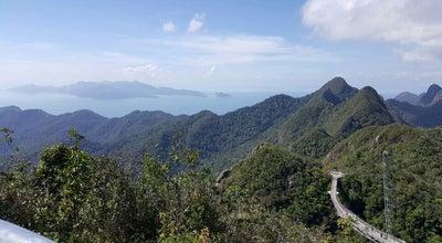 Photo of Trail SkyTrail, Panorama Langkawi at Langkawi, Kedah, Malaysia