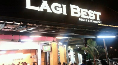 Photo of BBQ Joint Lagi Best BBQ & Steamboat at 31, Jalan Sasa 5 Taman Gaya, Ulu Tiram 81800, Malaysia