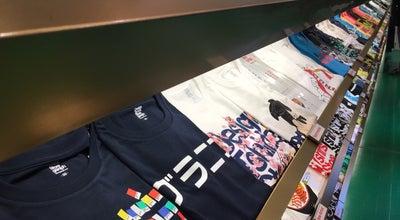 Photo of Boutique Design Tshirts Store graniph 京都三条通り店 at 中京区三条通河原町東入中島町92, Kyoto 604-8004, Japan